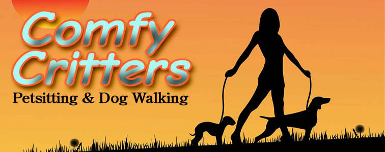 Comfy Critters Pet Sitting and Dog Walking